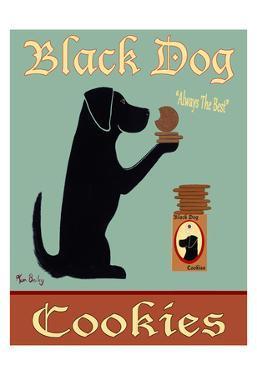 Black Dog Cookies by Ken Bailey