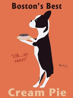Boston's Best Cream Pie by Ken Bailey