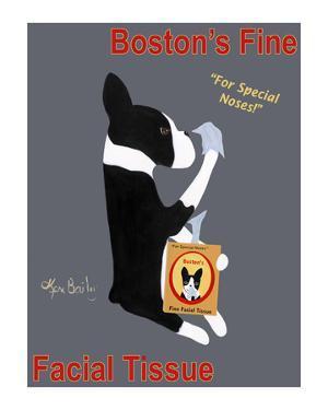 Boston's Fine Facial Tissue by Ken Bailey