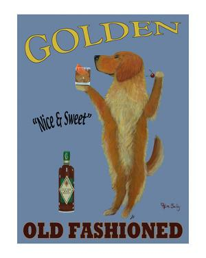 Golden Old Fashioned by Ken Bailey