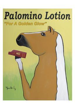 Palomino Lotion by Ken Bailey