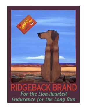 Ridgeback Brand by Ken Bailey