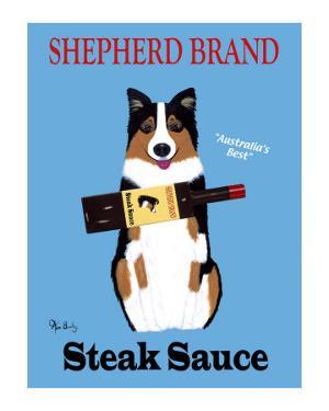 Shepherd Steak Sauce by Ken Bailey