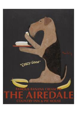 The Airedale by Ken Bailey