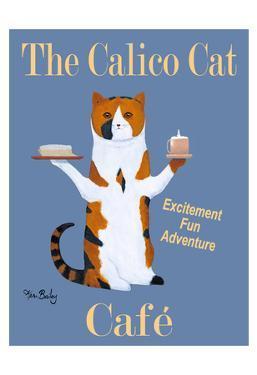 The Calico Cat Café by Ken Bailey
