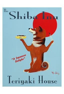 The Shiba Inu Teriyaki House by Ken Bailey