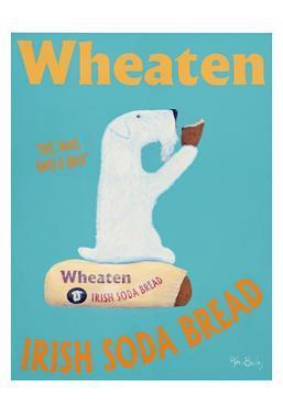 Wheaten Irish Soda Bread by Ken Bailey