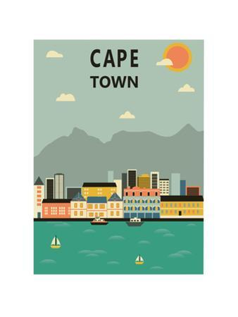Cape Town, Posters and Prints at Art.com