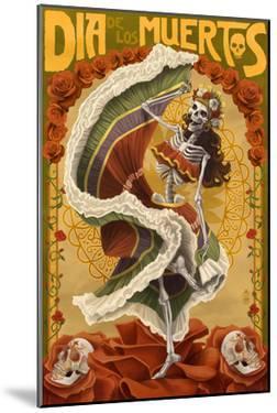 Dia De Los Muertos by Lantern Press