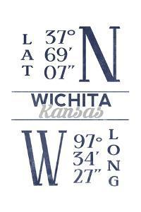 Kansas Art And Prints At Artcom - Latitude and longitude of kansas