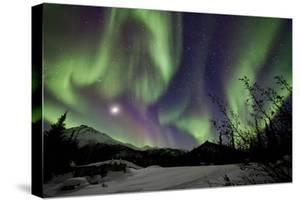 Aurora Borealis VIII by Larry Malvin