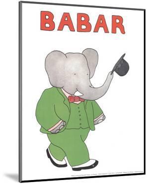 Babar au Chapeau by Laurent De Brunhoff