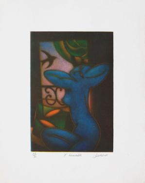 L'hirondelle by Laurent Schkolnyk