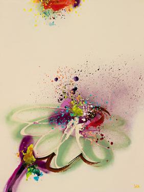 Floral Mist II by Leila