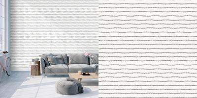 lines washed wallpaper by bobby berk