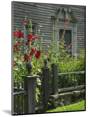 Mission House Front Door, Stockbridge, Berkshires, Massachusetts, USA by Lisa S. Engelbrecht
