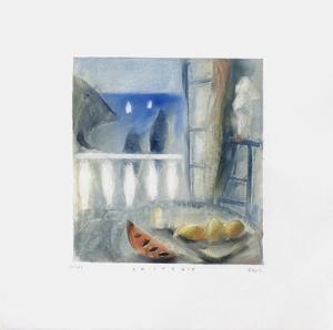Pastèque by Lou G. (Lupita Gorodine)