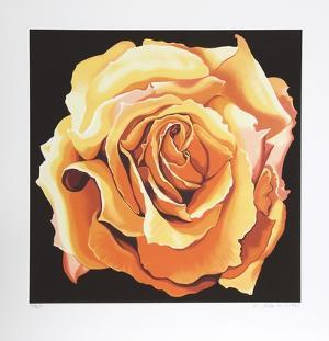 Yellow Rose by Lowell Blair Nesbitt