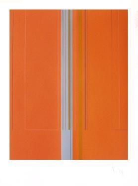Composition Abstraite IX by Luc Peire