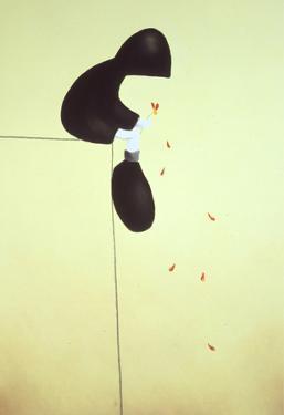 Petals in the Wind by Mackenzie Thorpe