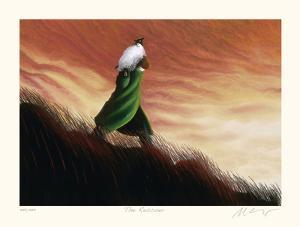 The Rescuer by Mackenzie Thorpe