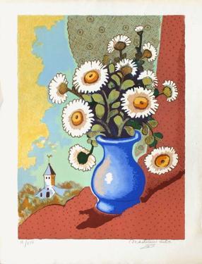 Bouquet De Fleurs by Madeleine Luka