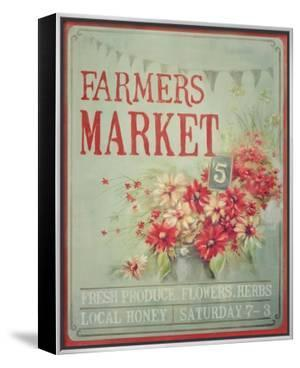 Market Flowers by Mandy Lynne