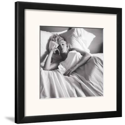 Framed Art Print. $214.99. $118.24. Marilyn Monroe: Bed