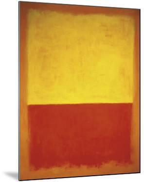 No. 12, 1954 by Mark Rothko