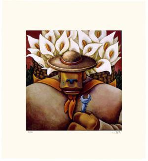 Coyote Portrait of Rivera by Markus Pierson