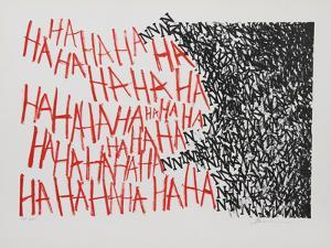 Hahaha by Marshall Borris