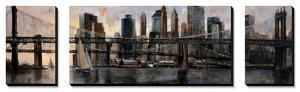 Down at East River by Marti Bofarull
