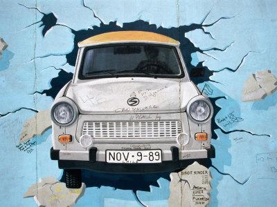Berlin Wall Mural, East Side Gallery, Berlin, GermanyMartin Moos