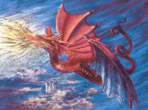 Red Dragon by Mastrangelo