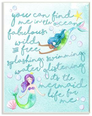Mermaid Life For Me Painting