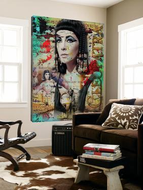 Cleopatra by Micha Baker