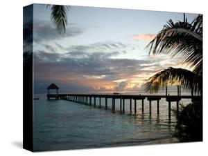 Le Maitai Dream Fakarava Resort, Fakarava, Tuamotus, French Polynesia by Michele Westmorland