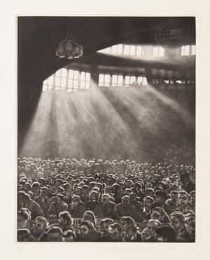 Theatre by Michele Zalopany