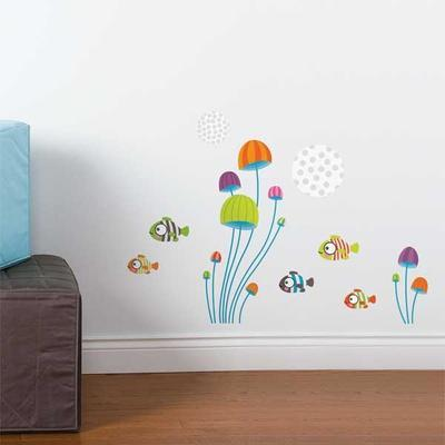 Mini Fish Wall Decal