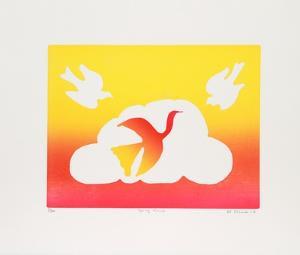 Spring Cloud by Mireille Kramer