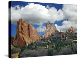 Garden of the Gods, Colorado Springs, Colorado 96 by Monte Nagler