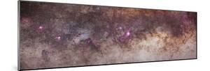 Mosaic of the Constellations Scorpius and Sagittarius in the Southern Milky Way