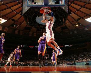 Tyson Chandler Knicks Dunk