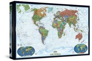 National Geographic Maps Posters And Prints At Artcom - World decorator map