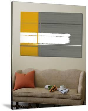 Grey and Yellow by NaxArt