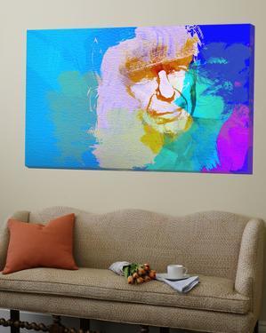Leonard Cohen by NaxArt