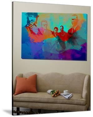 Lock Stock And Two Smoking Barrels by NaxArt