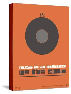 Music is the Soul Poster by NaxArt