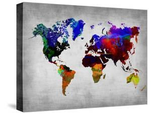 World map canvas 31 world map wall art canvas world map canvas world map canvas world maps canvas posters and prints at art com gumiabroncs Image collections