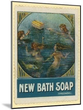 New Bath Soap